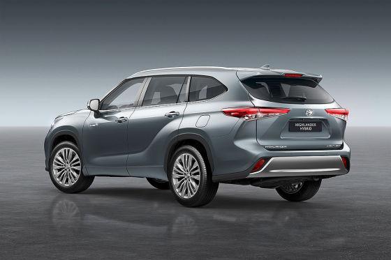 Toyota bringt neues Siebensitzer-SUV