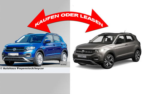 VW T-Cross (2020): kaufen, leasen, Finanzierung, Vergleich
