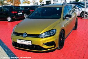 Seltener VW Golf R Variant zu verkaufen