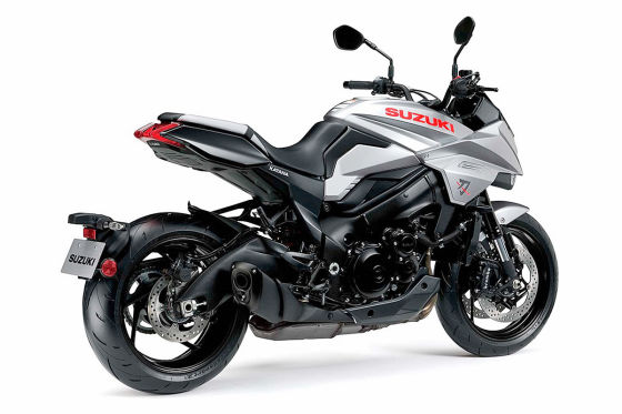 Suzuki Katana: short introduction