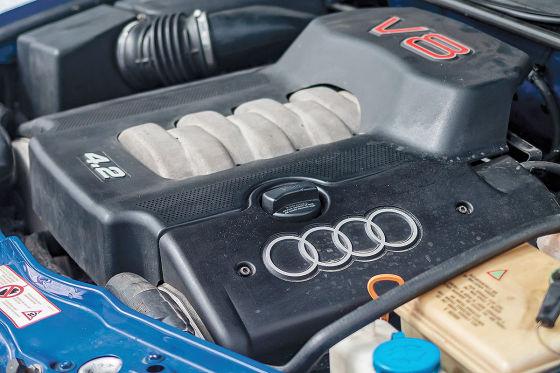 Seltener Audi S6 Plus unterm Hammer!