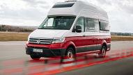 VW Grand California 600: Wohnmobil-Test