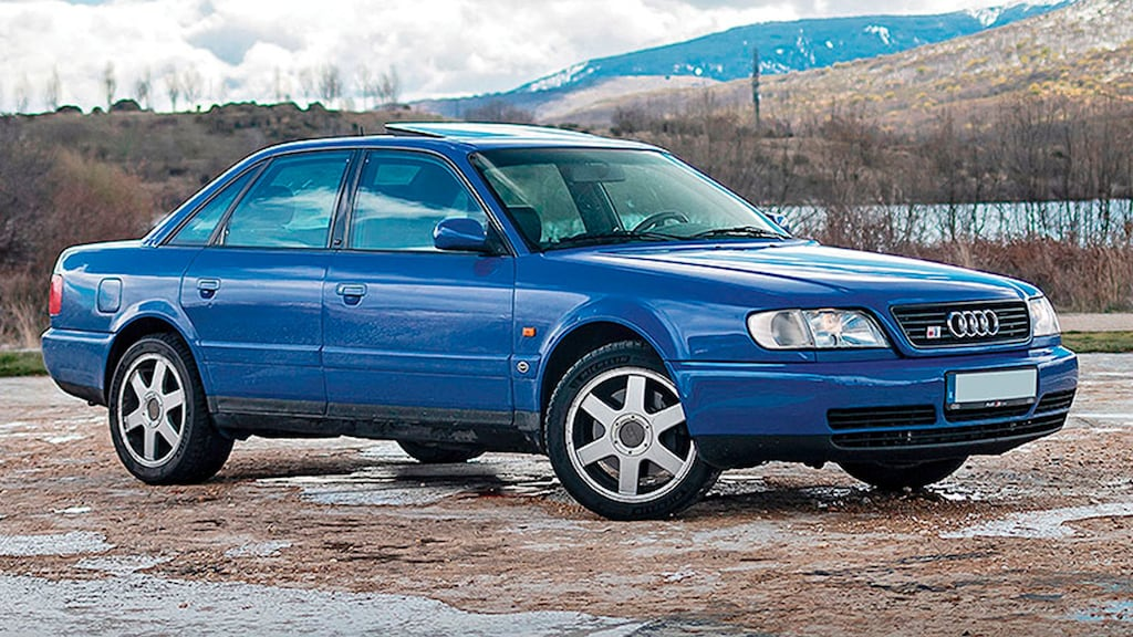 Seltener Audi S6 Plus wird versteigert