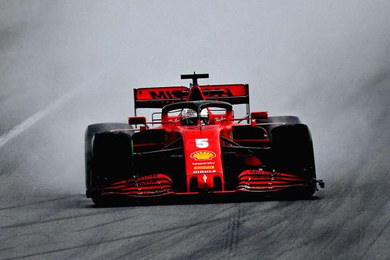 Wie Vettels Ferrari-Liebe endete