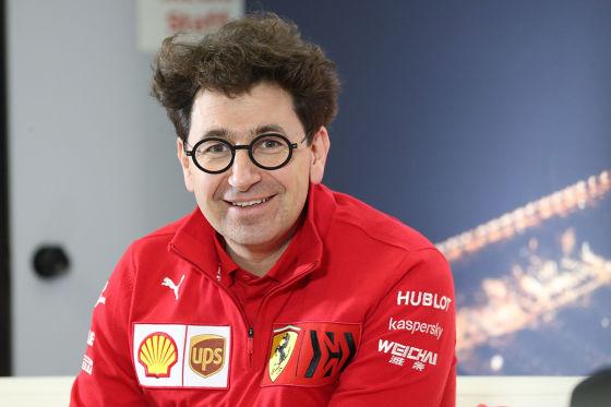 Binotto: Vettel will weitermachen