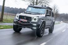 Brabus 800 Adventure XLP (2020): Test, Preis, G-Klasse Pick-up, Motor, PS, technische Daten