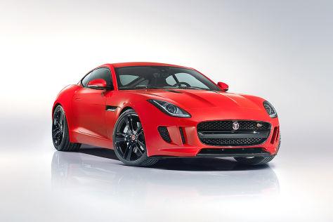 Jaguar F-Type: Leasing, Preis
