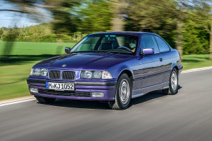 BMW E36 325i Coupé im Test