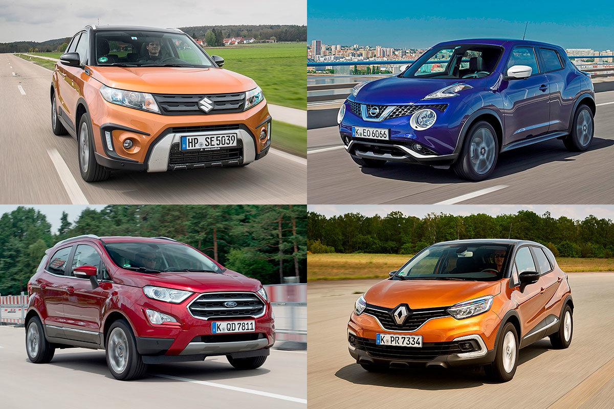 TÜV-Report 2020: SUV gebraucht kaufen