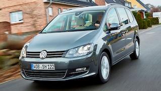 Stärken und Schwächen des VW Sharan