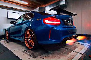 BMW M2 Tuning: Infinitas Stage 4