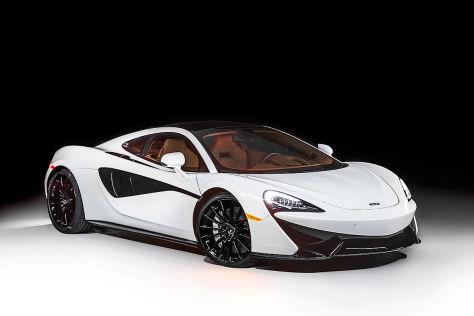 McLaren 570GT: Preis, Leasing