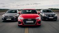 Audi A3, BMW 1er, Mercedes A-Klasse: Test