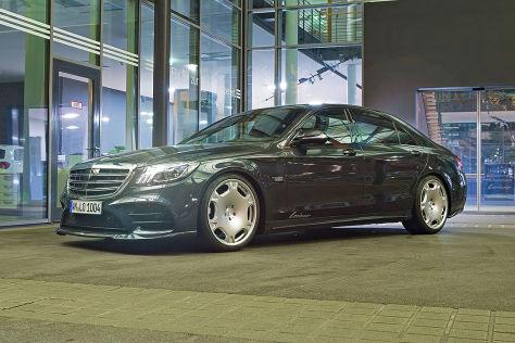 Mercedes S-Klasse (W222) Tuning: Lorinser Retro-Rad