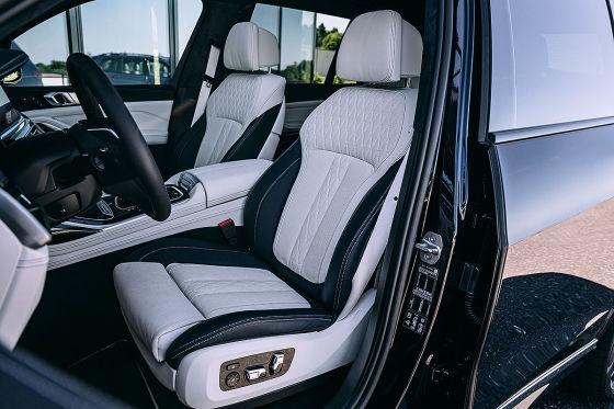 Alpina veredelt den BMW X7