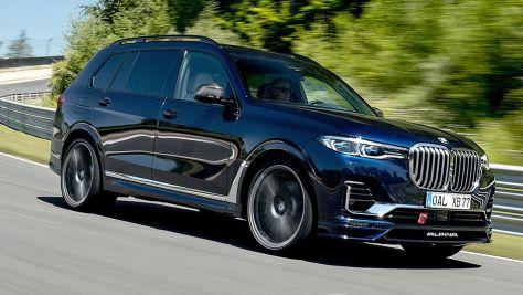 BMW Alpina XB7 (2020): Test