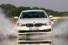 Reifentest BMW Dimension - Aquaplaning