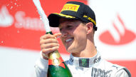 Formel 1: zwei Titel, 25 Siege
