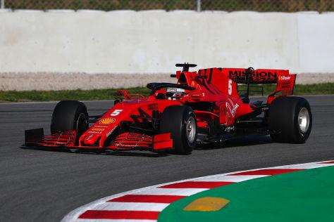 Formel 1: Vettel verlässt Ferrari