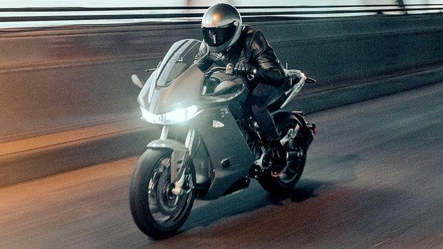 Das neue E-Bike von Zero!