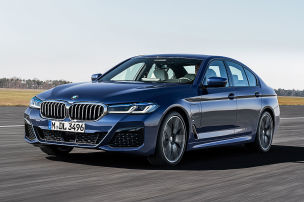 BMW 5er G30/31 Facelift