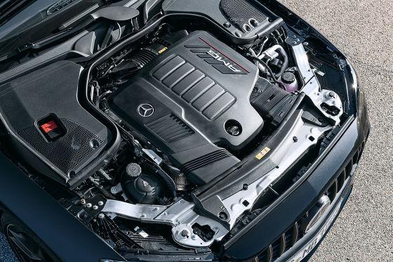 Immer noch kein V8 für das E-Klasse Coupé