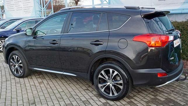 SUV-Dauerläufer unter 15.000 Euro