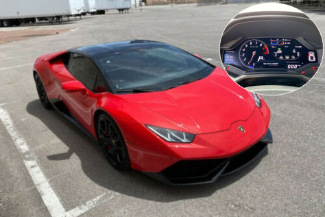 Lamborghini Huracán: Gebrauchtwagen, Preis