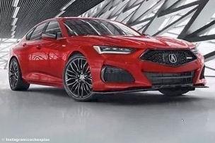 Acura TLX Type S (2021)