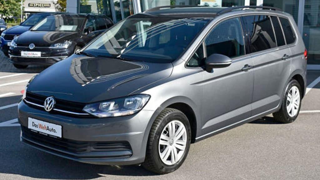 Solider VW Touran zu verkaufen