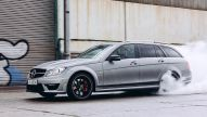 Gebrauchtwagen: Mittelklasse mit V8