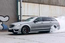 Mercedes C 63 AMG, BMW M3 & Co.: 5 gebrauchte Mittelklasse-Modelle mit V8 (ab 25.000 Euro)