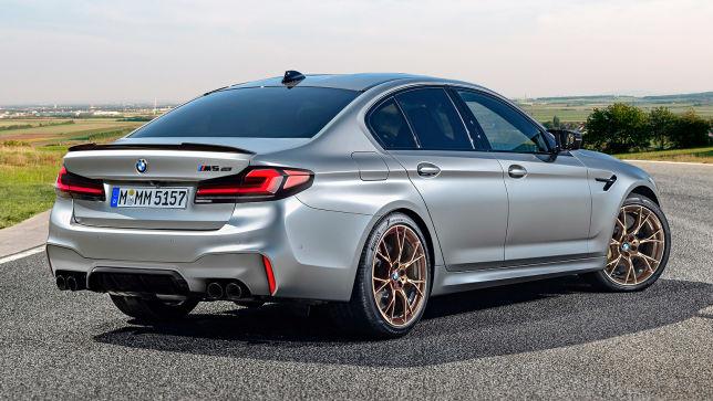 BMW M5 wird noch schärfer