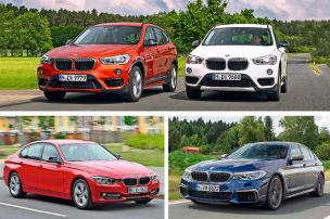 Welcher gebrauchte BMW lohnt sich?