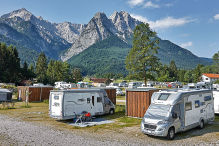 Studie zu Camping und Caravaning