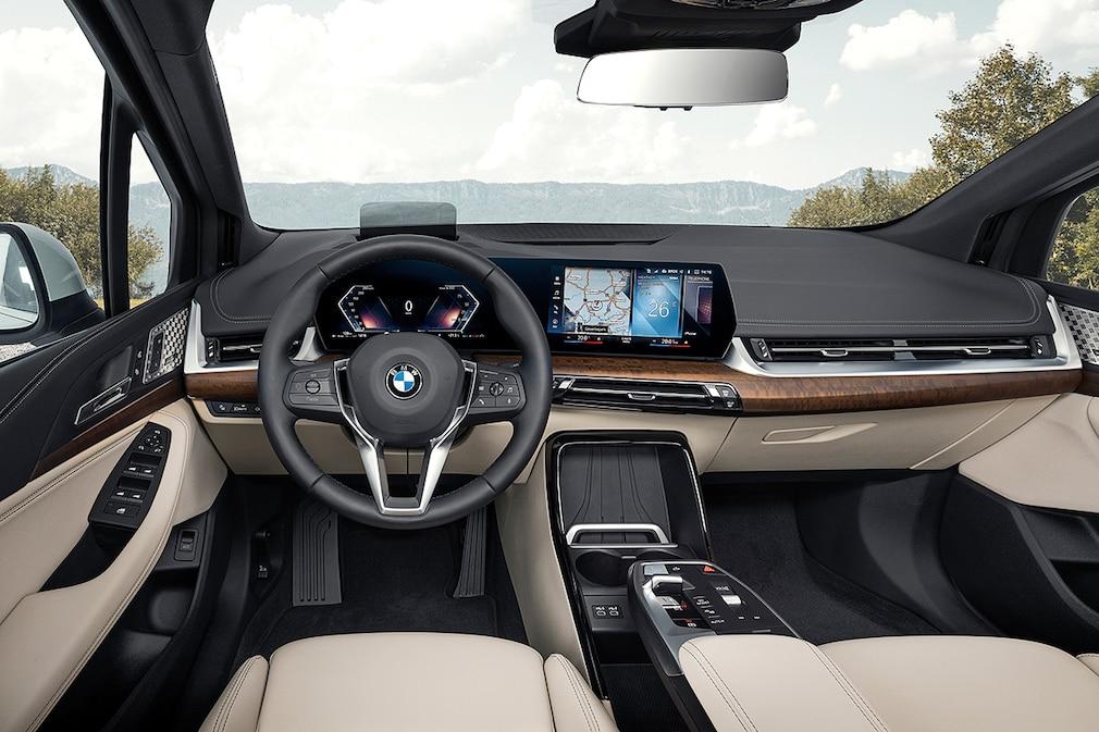 BMW 2er 223i Active Tourer