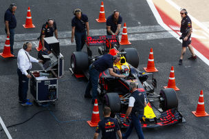 Formel-1-Autos werden noch schwerer!