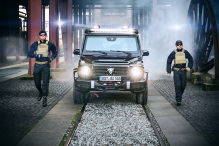 Invicto Mission: Fahrbericht
