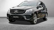 Mercedes GLE 500: AMG-Line