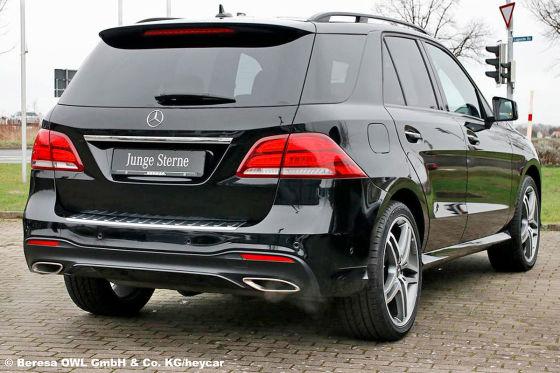 Luxus-SUV mit V8 zum günstigen Preis