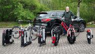 7 Heck-Fahrradträger im Test