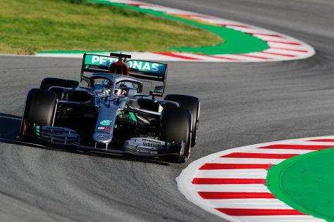 Formel 1: Mercedes-Zukunft