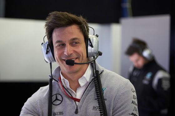Wolff tritt als Teamchef zurück