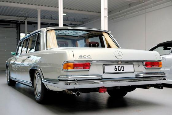 600er Benz für 2.500.000 Euro zu verkaufen