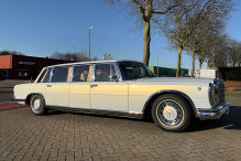 Mercedes 600 Pullman Maybach: Umbau