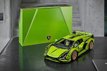 Das ist der neue Lamborghini von Lego