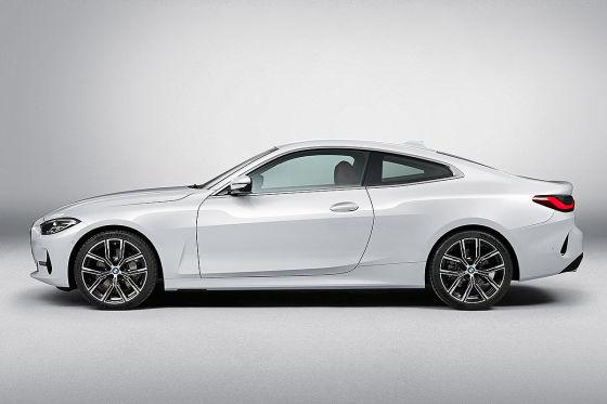 Das ändert sich am neuen BMW 4er