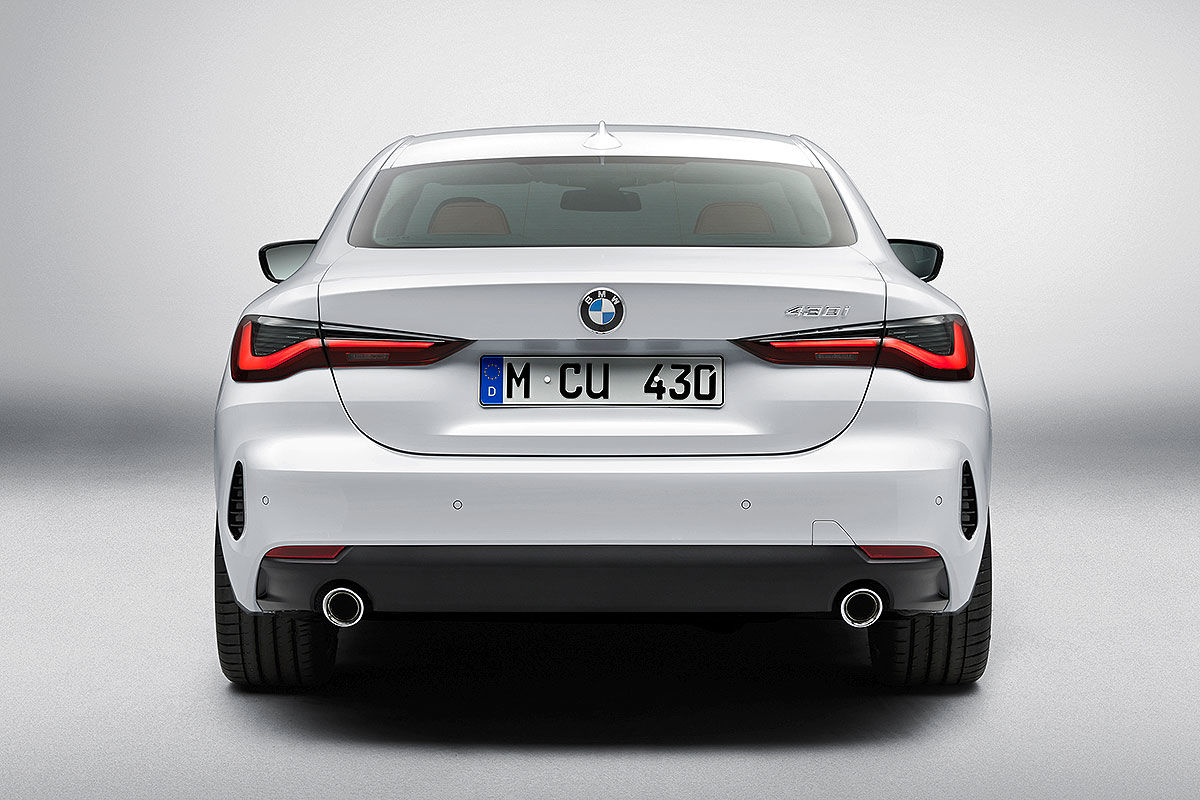 Das Design des neuen BMW 4er