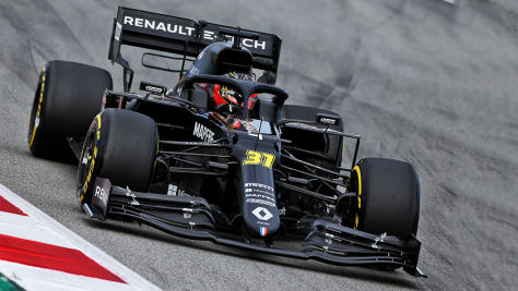 Formel 1: Renault bleibt