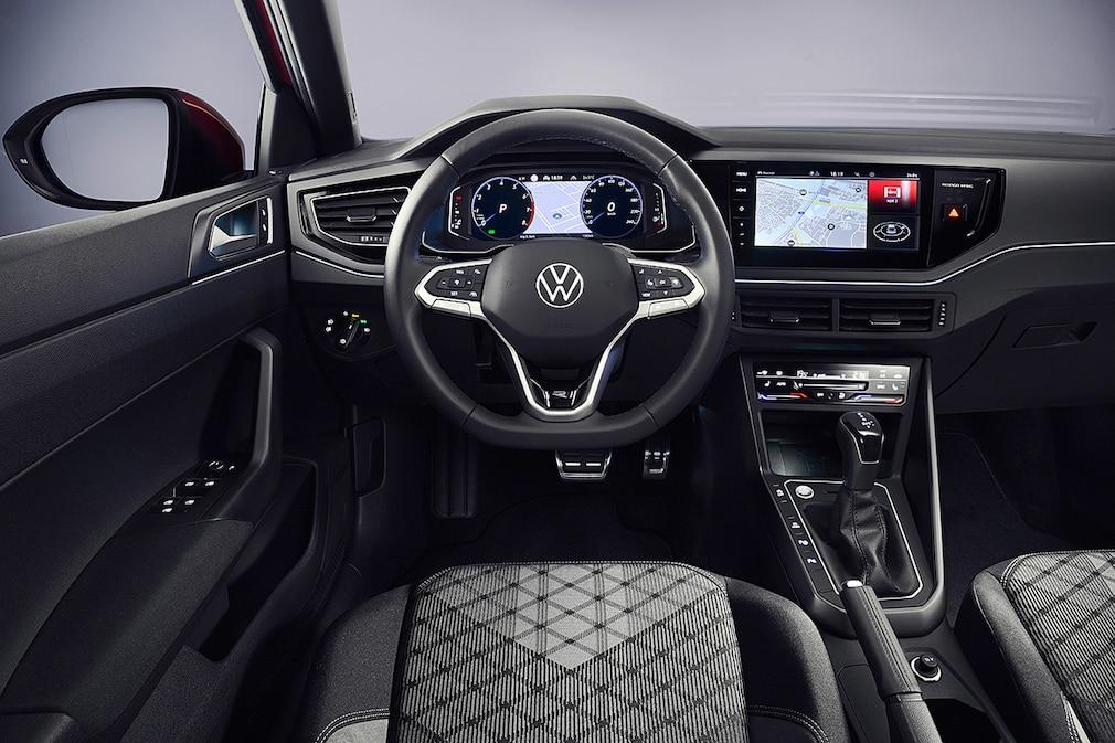 VW Taigo R Line